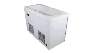 COLDTUB™-diamond-grill-left-with-bowl-no-lid-300x169