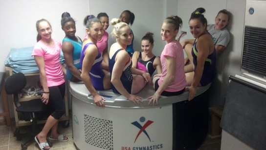 usa-gymnastics-team-cold-tub